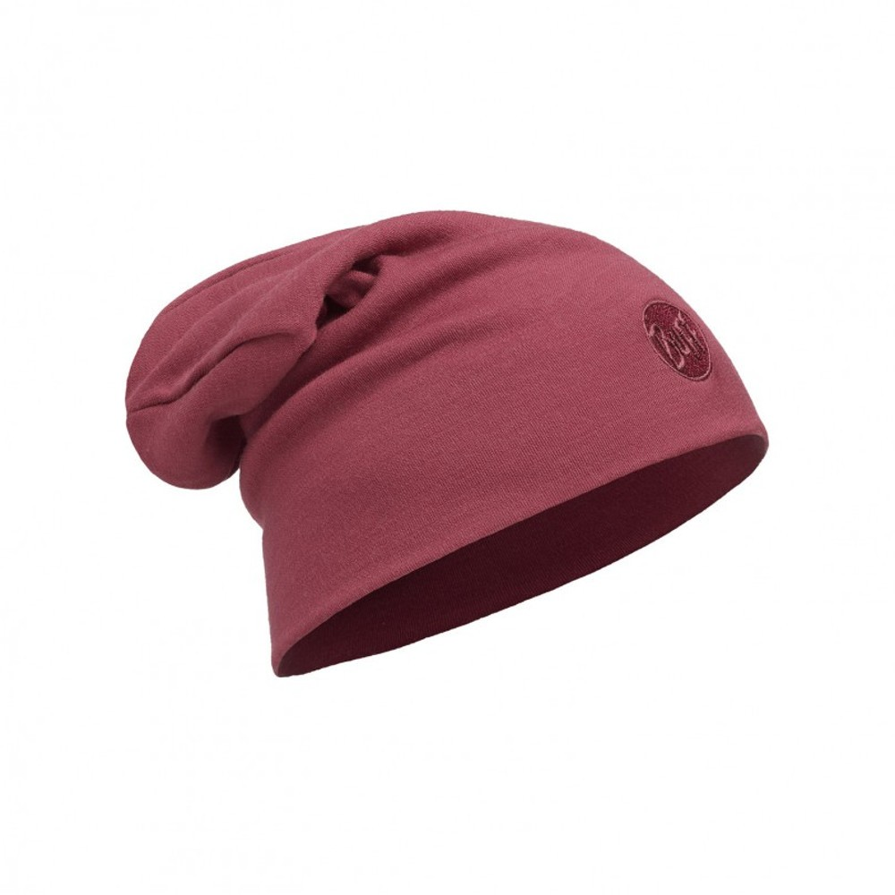 BUFF - HEAVYWEIGHT MERINO WOOL LOOSE HAT SOLID TIBETAN RE