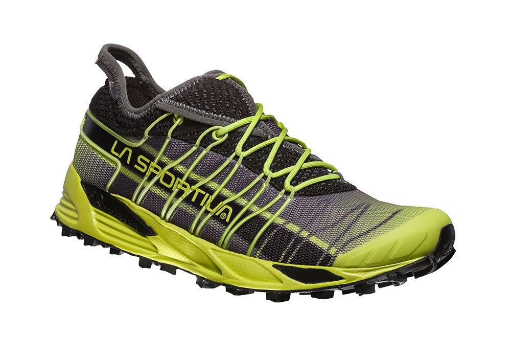 LA SPORTIVA - MUTANT APPLE GREEN/CARBON - MEN