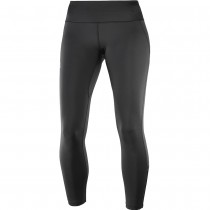 SALOMON - AGILE LONG TIGHT W BLACK - WOMEN