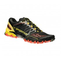 LA SPORTIVA - BUSHIDO BLACK/YELLOW - MEN
