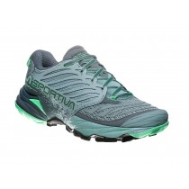 LA SPORTIVA - AKASHA WOMAN STONE BLUE/JADE GREEN - WOMEN