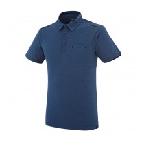 MILLET - IMJA WOOL POLO - MEN