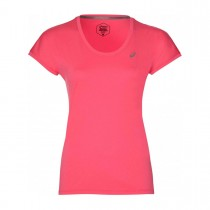 ASICS - CAPSLEEVE TOP - WOMEN