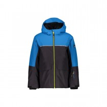 CAMPAGNOLO - BOY JACKET FIX HOOD 38W0264 - BOYS