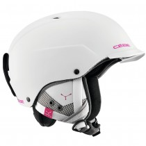 CEBE - CONTEST VISOR MATT WHITE PURPLE