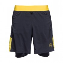 LA SPORTIVA - VELOX SHORT M BLACK/YELLOW - MEN