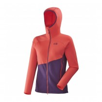 MILLET - LD ELEVATION POWER HOODIE - WOMEN