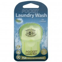 SEA TO SUMMIT - TREK & TRAVEL POCKET LAUNDRY WASH 50 LEAF