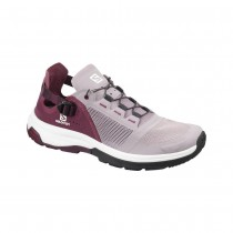 SALOMON - TECHAMPHIB 4 W QUAIL/RHODO - WOMEN