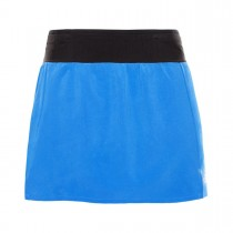 THE NORTH FACE - W FLIGHT BTN SKORT DAZZLING BLUE - WOMEN