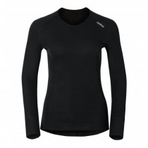 ODLO - SHIRT L/S V-NECK 190881 15000 WMN - WOMEN