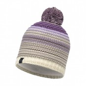 KNITTED & POLAR HAT NEPER VIOLET