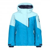 GIRL JACKET FIX HOOD 38W0415